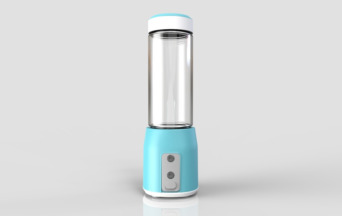 Multifunction USB Electric Juicer LED Indicator Light With Auto And Pulse Button