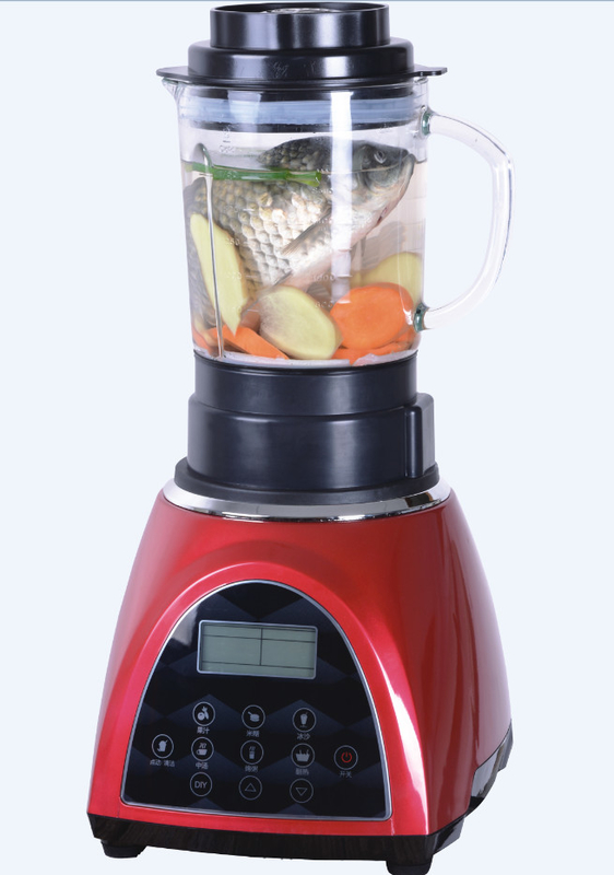 Smart Heated Most Powerful Food Processor With Paint Spraying Color